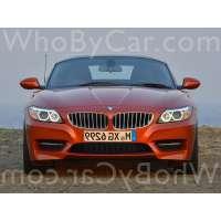 Поколение BMW Z4 II (E89) рестайлинг