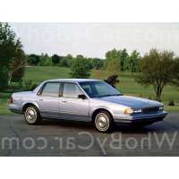 Поколение Buick Century V седан