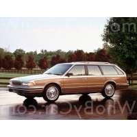 Поколение Buick Century V 5 дв. универсал
