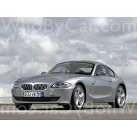 Поколение BMW Z4 I (E85/E86) купе рестайлинг