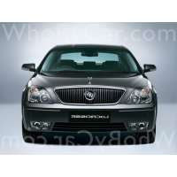 Поколение Buick LaCrosse I (China)