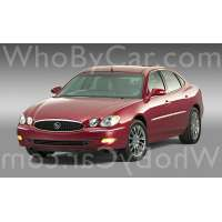 Поколение Buick LaCrosse I (North America)