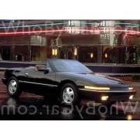 Поколение Buick Reatta кабриолет