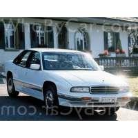 Поколение Buick Regal III седан