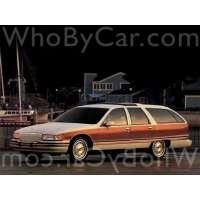 Поколение Buick Roadmaster 5 дв. универсал