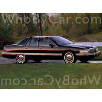 Поколение Buick Roadmaster седан