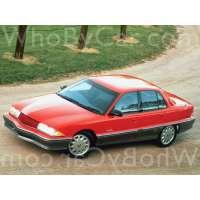 Поколение Buick Skylark седан