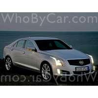 Поколение Cadillac ATS седан