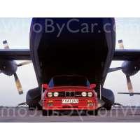 Поколение Alpina C2 E30 седан