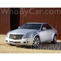 Поколение Cadillac CTS II седан