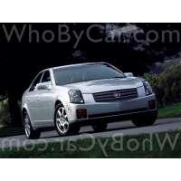 Поколение Cadillac CTS I