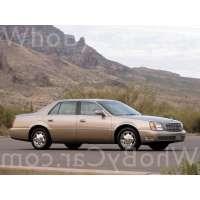 Поколение Cadillac De Ville VIII