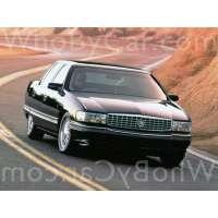 Поколение Cadillac De Ville VII
