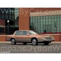 Поколение Cadillac De Ville VI