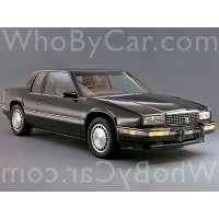 Поколение Cadillac Eldorado X