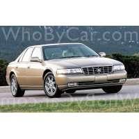 Поколение Cadillac Seville V