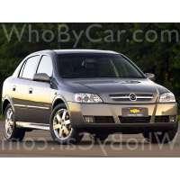 Поколение Chevrolet Astra седан