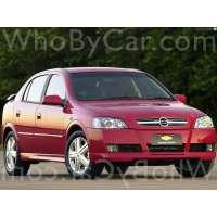 Поколение Chevrolet Astra 5 дв. хэтчбек