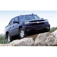 Поколение Chevrolet Avalanche I