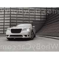 Поколение Chrysler 300C SRT8 II