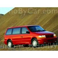 Поколение Dodge Caravan II