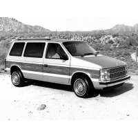 Поколение Dodge Caravan I