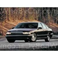 Поколение Chevrolet Caprice IV седан