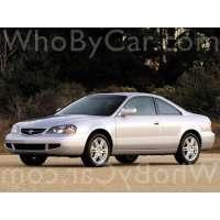 Поколение Acura CL II