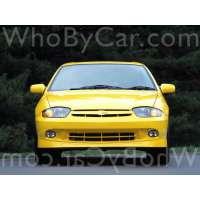 Поколение Chevrolet Cavalier III купе