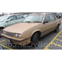 Поколение Chevrolet Cavalier I