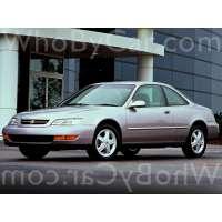 Поколение Acura CL I