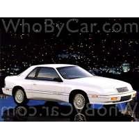 Поколение Chrysler Le Baron купе