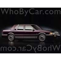 Поколение Chrysler Le Baron седан