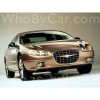 Поколение Chrysler LHS II
