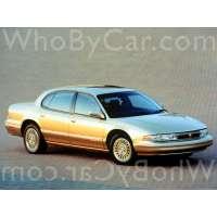 Поколение Chrysler LHS I