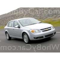 Поколение Chevrolet Cobalt I седан