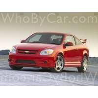 Поколение Chevrolet Cobalt I купе