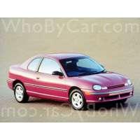 Поколение Dodge Neon I купе