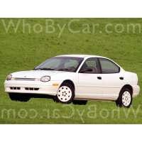Поколение Dodge Neon I седан