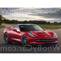 Поколение Chevrolet Corvette C7 Stingray купе