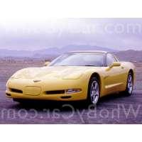 Поколение Chevrolet Corvette C5 купе