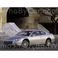 Поколение Chrysler Sebring II купе рестайлинг