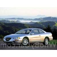 Поколение Chrysler Sebring I купе