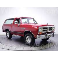 Поколение Dodge Ramcharger II