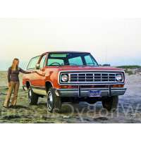 Поколение Dodge Ramcharger I