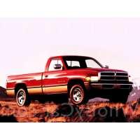 Поколение Dodge RAM II (BR/BE) пикап с одинарной кабиной