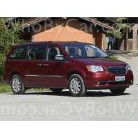 Поколение Chrysler Town & Country V рестайлинг