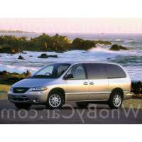 Поколение Chrysler Town & Country III