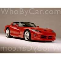 Поколение Chrysler Viper кабриолет