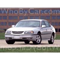 Поколение Chevrolet Impala VIII